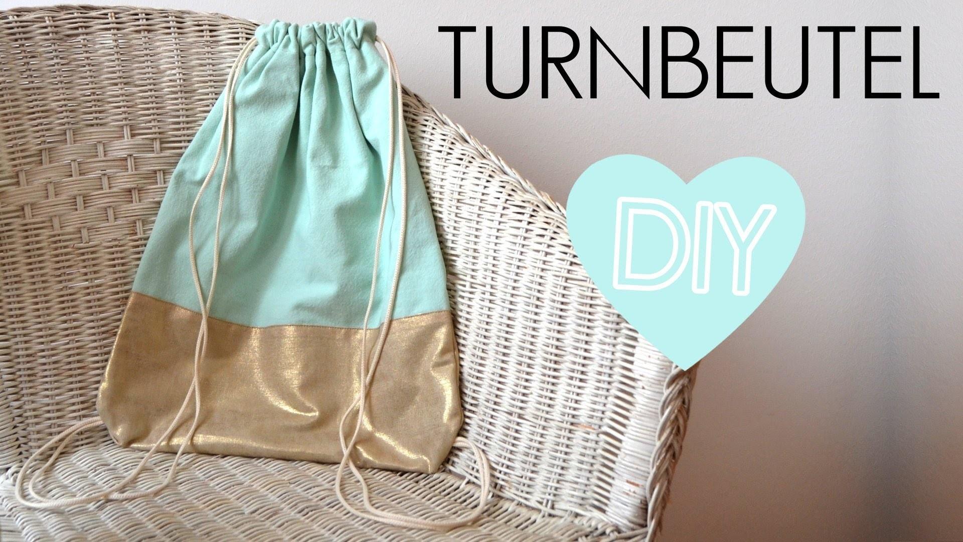 diy anleitung turnbeutel rucksack einfach selber machen n hen f r anf nger. Black Bedroom Furniture Sets. Home Design Ideas