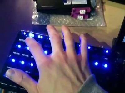 DIY grandMA onPC console Executor Buttons