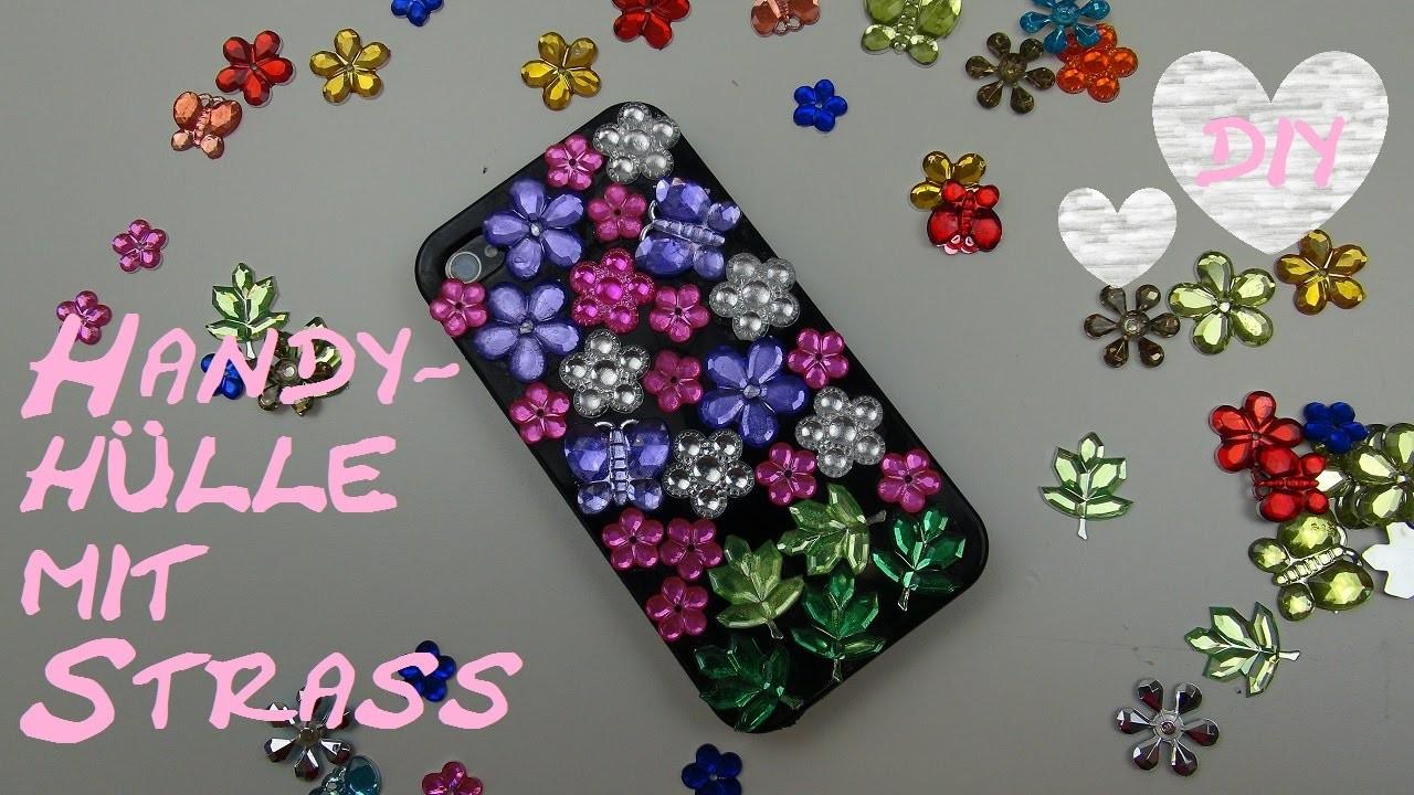 Handyhülle selber machen deutsch Anleitung - Phone Case DIY Tutorial How to iPhone