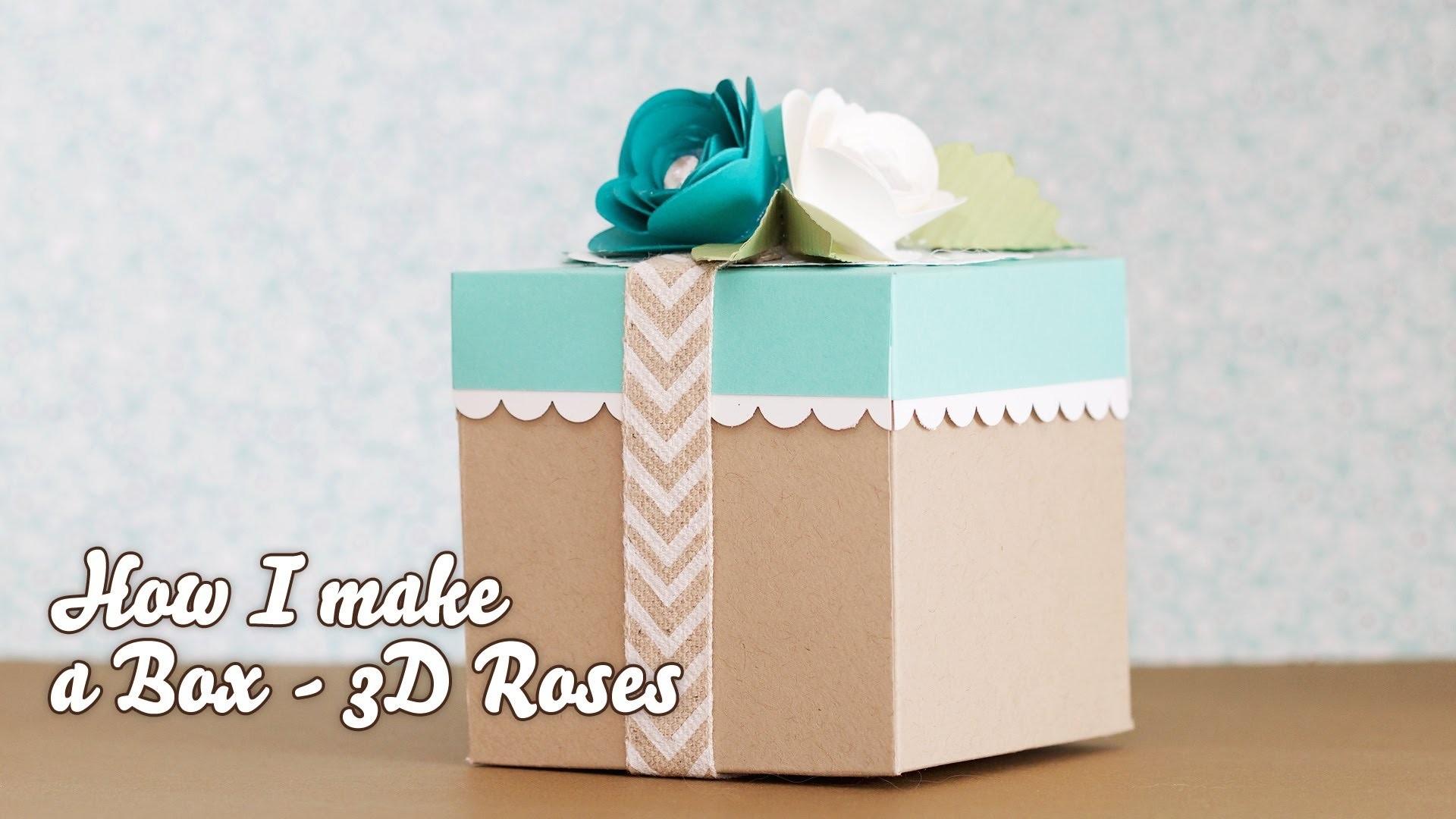 How I make a box - Badekugel [HD]