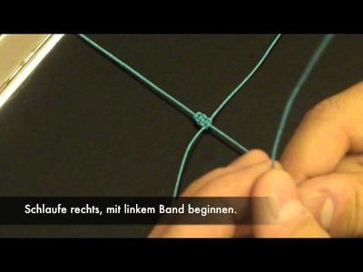 Shamballa Makramee Armband selbst gestalten deutsch