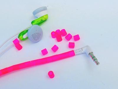 DIY Kopfhörer verschönern mit Bügelperlen | Headphone upcycling DIY Anleitung | deutsch