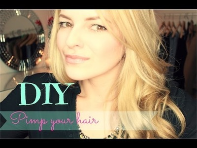 DIY Pimp your hair -  Hairmask
