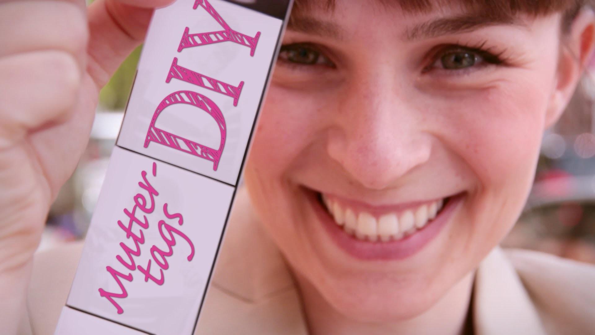 DIY zum Muttertag für unterwegs - last minute - Bilder sagen mehr als 1000 Worte