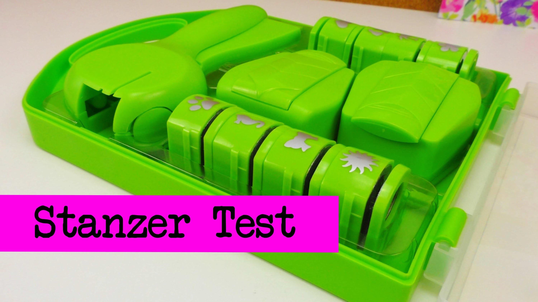 Stanzer Set Unboxing & Review. Demo. Papier Stanzen für Karten und Einladungen | deutsch