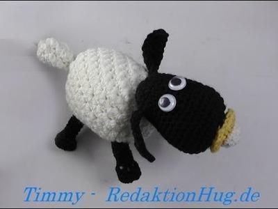 TIMMY von SHAUN das Schaf Häkeln - Veronika Hug