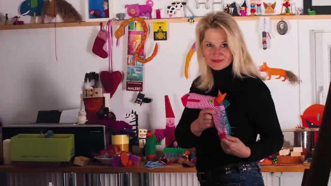 Basteln und Spielen mit Sabine Lohf -- Basteln mit Papier, Stoff, Naturmaterialien u.v.m.