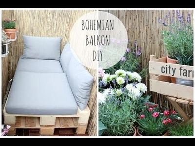 Bohemian Summer Balkon DIY - PP