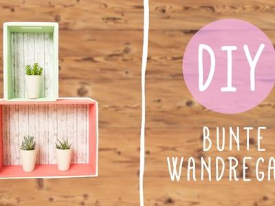 DIY mit Nina Moghaddam: Bunte Wandregale für dein Zimmer ♡ ♡ ♡