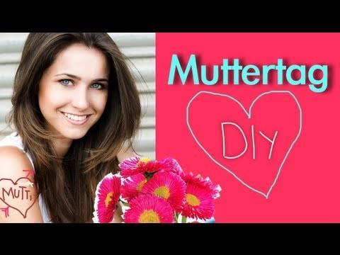 DIY Muttertag