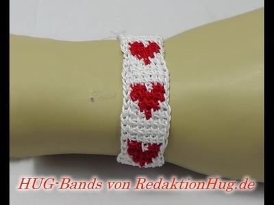 HUG-Bands Häkeln mit Herz - Veronika Hug
