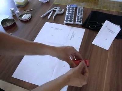 Nähschule Nähfädchen - Stunde 1 - Teil 1