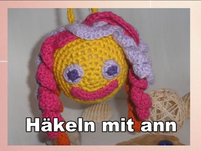 Wie man Mrs Sun häkelt  Amigurumi   German Version