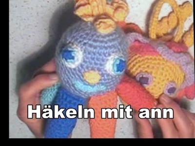Eine kleine Krake häkeln Mr Octopus  Amigurumis (German Version)