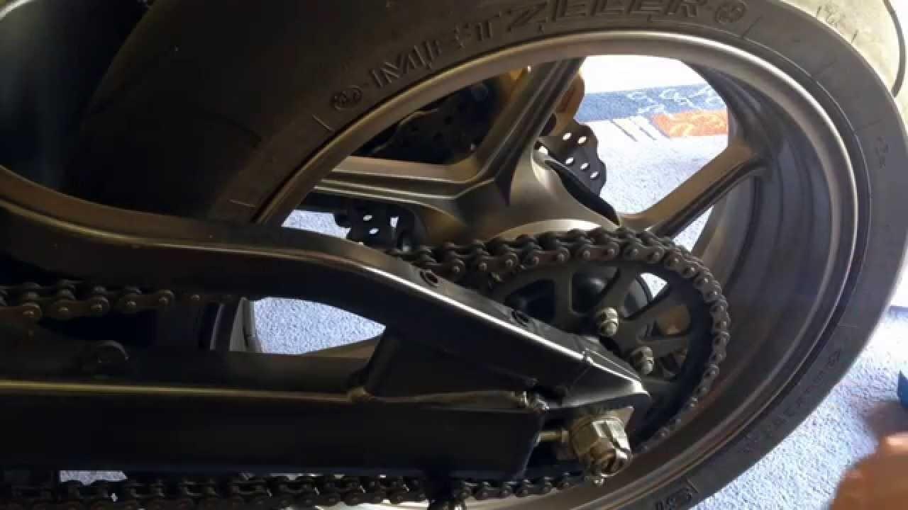 Motorrad Kawasaki ZX636C Bodystyle Hinterradabdeckung HRA Rear Mudguard DIY HowTo Tutorial