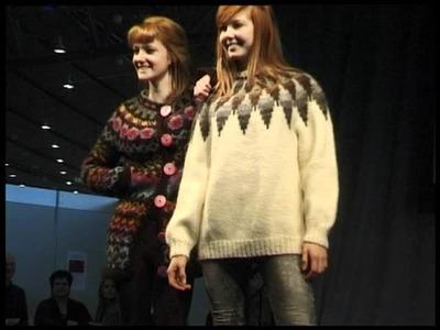 Islandwolle Modenschau 2011