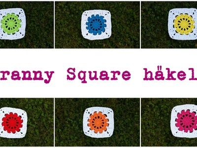 Granny Squares häkeln| Anleitung| biggistubee