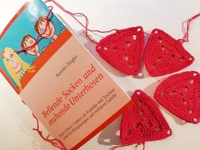 Adventskalender * 9. Dezember 2012 * Granny Triangle #01
