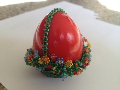 Корзинка для пасхального яйца. Часть 2.2