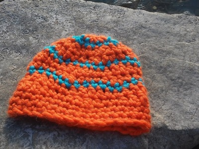 Mütze Häkeln Häkeln Mütze Für Pferdeschwanz Veronika Hug