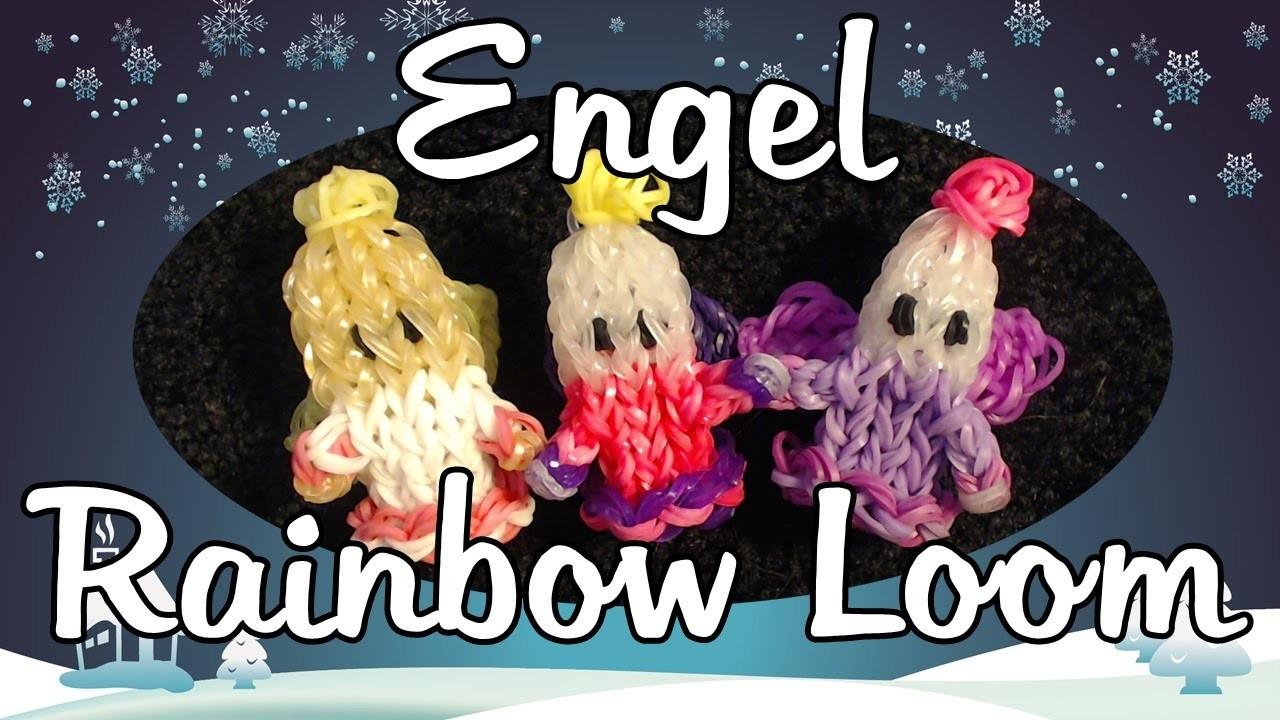 Rainbow Loom Engel Anleitung Deutsch. Loom Bands