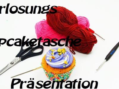 Cupcake Tasche Präsentation + Anleitung zum runterladen!