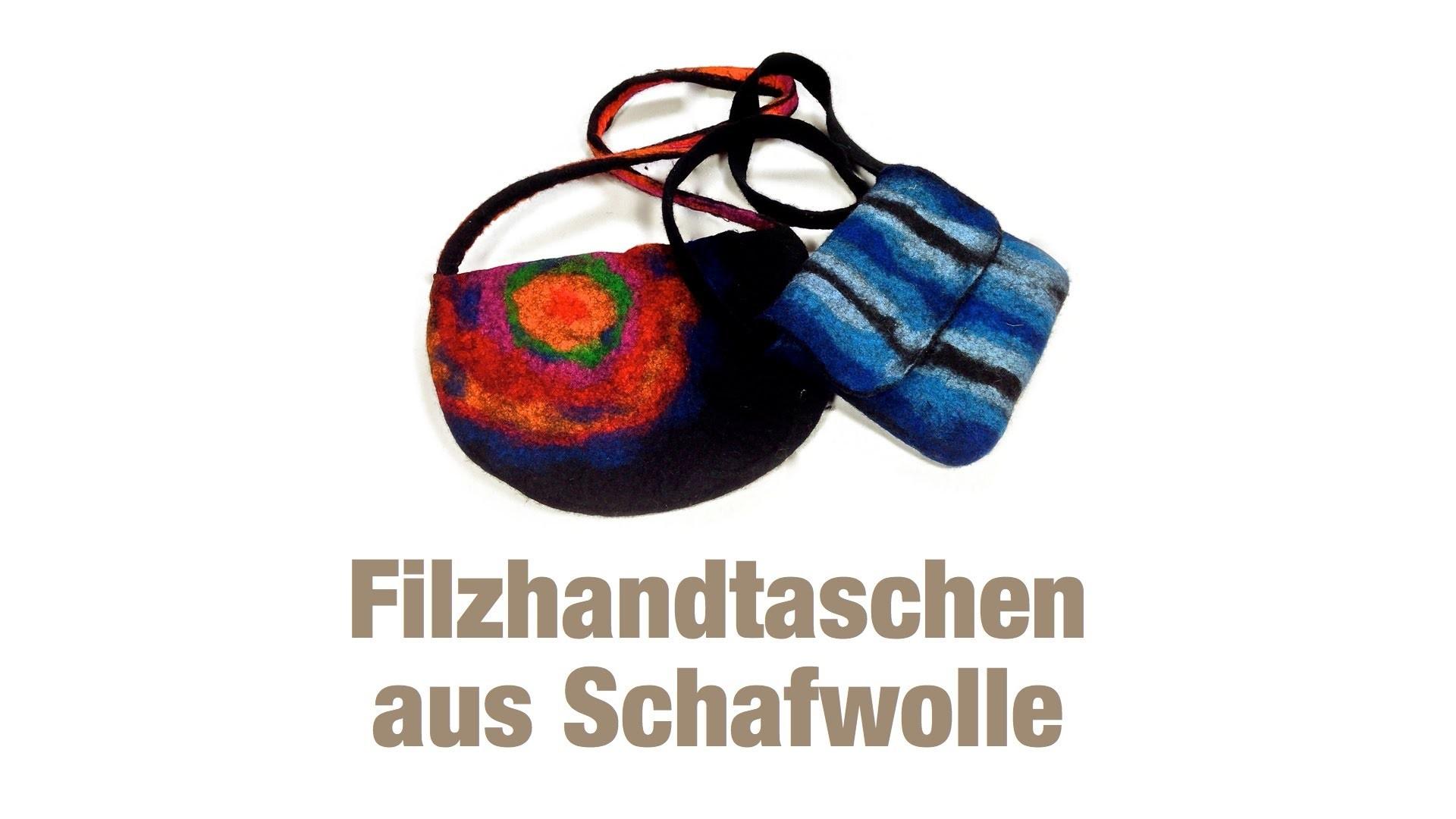 Filztasche (Felt Bag) - Anleitung zum Nassfilzen von filzpackerl.at (9)