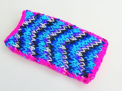 Handyhülle Rainbow Loom Samsung Galaxy S3 Mini Smartphone Case Rubber Bands Tutorial   deutsch