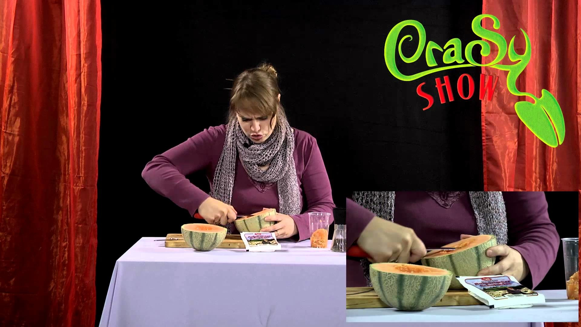 HÄKELSCHRIFTEN richtig lesen! (CraSy Basics) & Melonensalat (CraSy Cooking)
