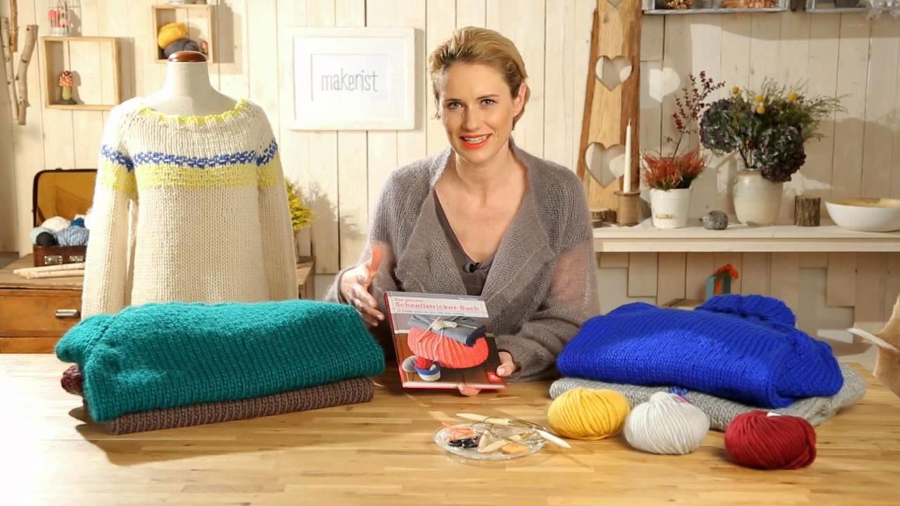 Intro: Vorstellung des Kurses Raglan von oben: Pullover stricken