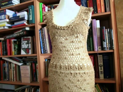 Kleid häkeln - Fortgeschrittene - HaekelnundStricken
