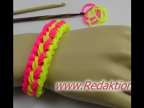 Loom Bands - ohne Rainbow Loom - Deutsch - I