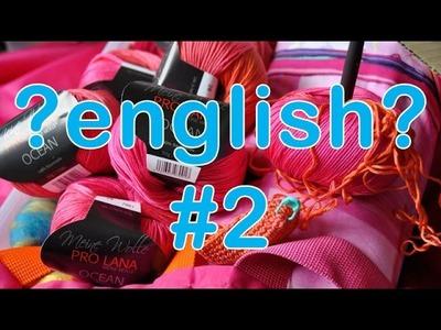 Stricken mit eliZZZa * Englische Strickanleitungen verstehen * Teil 2