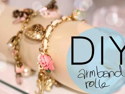 DIY | Bracelet. Armband-halter