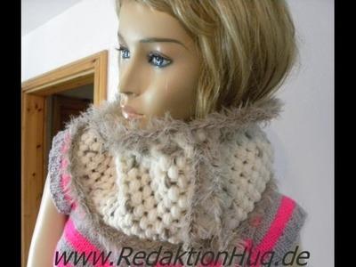 Häkeln - Loop aus Feeling und Fur von ONline-Garne