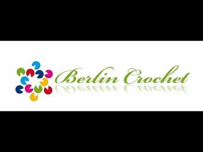 Halbe Stäbchen - Grundtechnik Häkeln - Grundlagen by BerlinCrochet