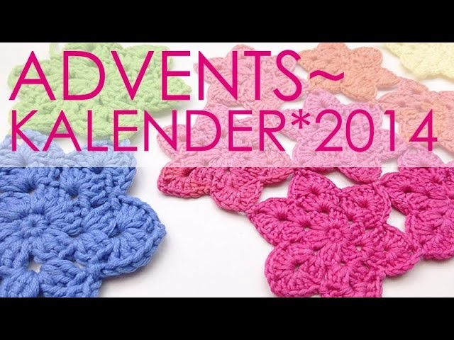 Nadelspiel Adventskalender * 1. Adventssonntag