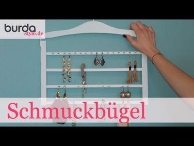 Burda style – Schmuckhalter