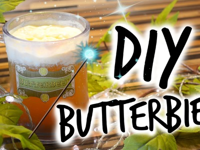DIY Harry Potter Butterbier | mit xXTheMakeUpGuruXx