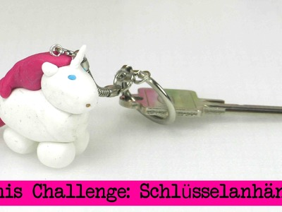 DIY Inspiration Challenge #16 Schlüsselanhänger | Kathis Challenge | Tutorial - Do it yourself