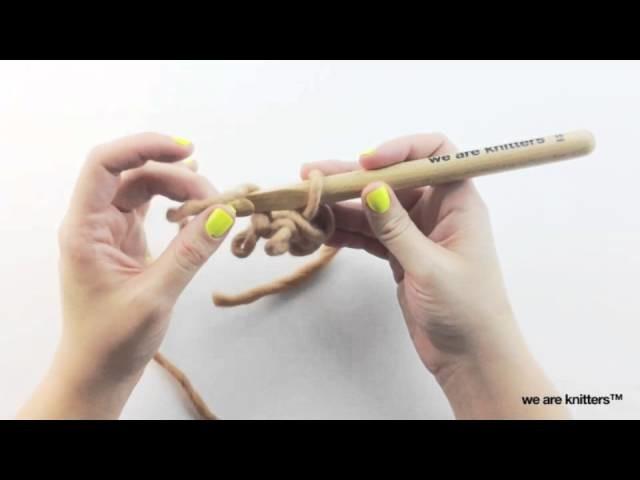 Häkeltechniken - Eine Kordel oder I-Cord häkeln