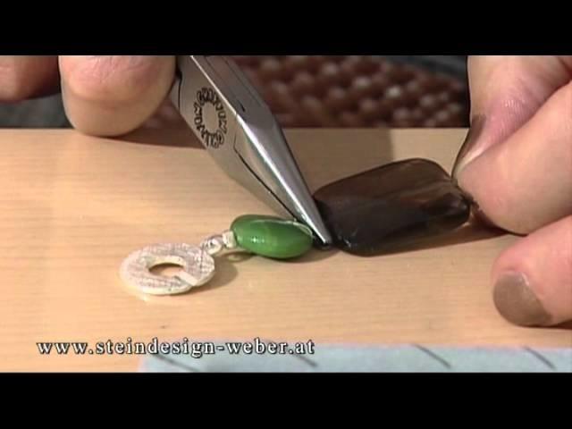 Schmuckdesign - Ketten fädeln