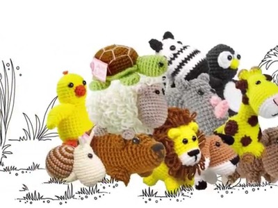 """""""Wollowbies - Freche Häkelminis, süße Botschaften"""" von Jana Ganseforth - Video zum Buch"""