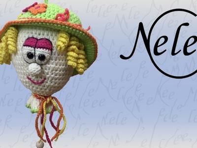 """Anleitung Amigurumi Baby Spieluhr """"Lubilu"""" häkeln Teil 1 - Babyspielzeug, DIY by NeleC"""