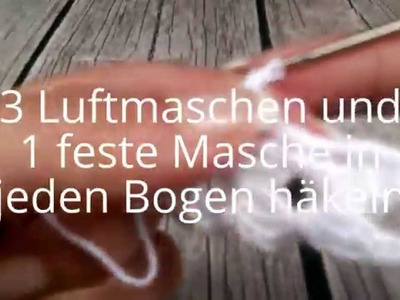 Anleitung: Armband häkeln