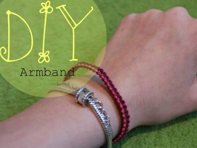 Armband selber machen ♥ DIY ♥
