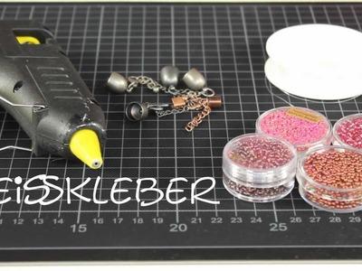 *DIY* Statement Necklace - Perlenkette - super easy