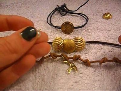 ღDIY-'Vintage Armbänder' ღ