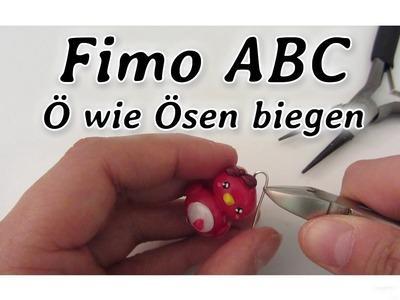 [Fimo ABC] Ö wie Ösen biegen
