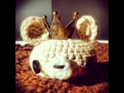 Häkeln für Anfänger, schnell und einfach, Crochet for beginners, quick and easy